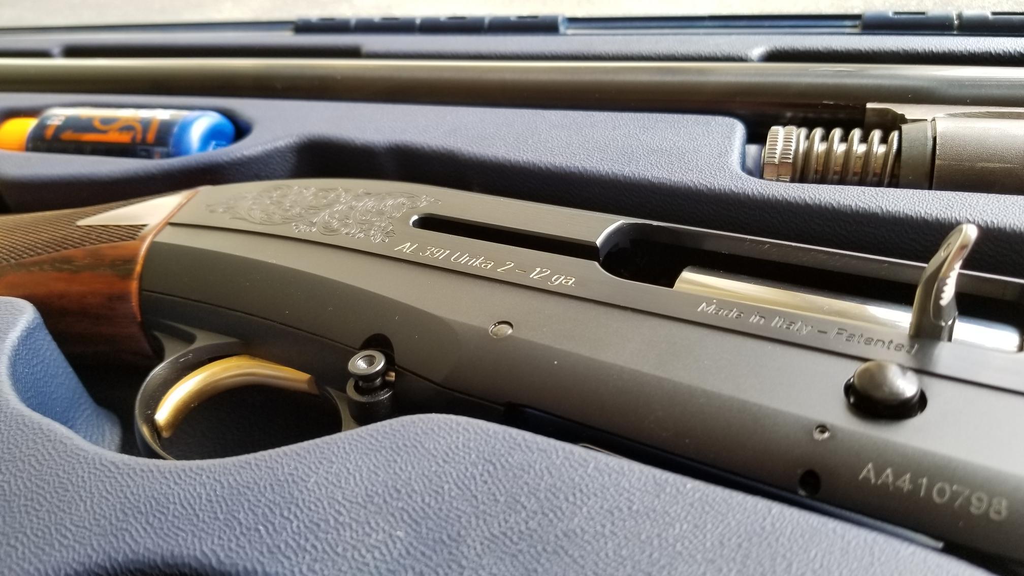 Beretta AL391 URIKA 2 - 12 g - Like NEW! * * *-20180418_095754.jpg