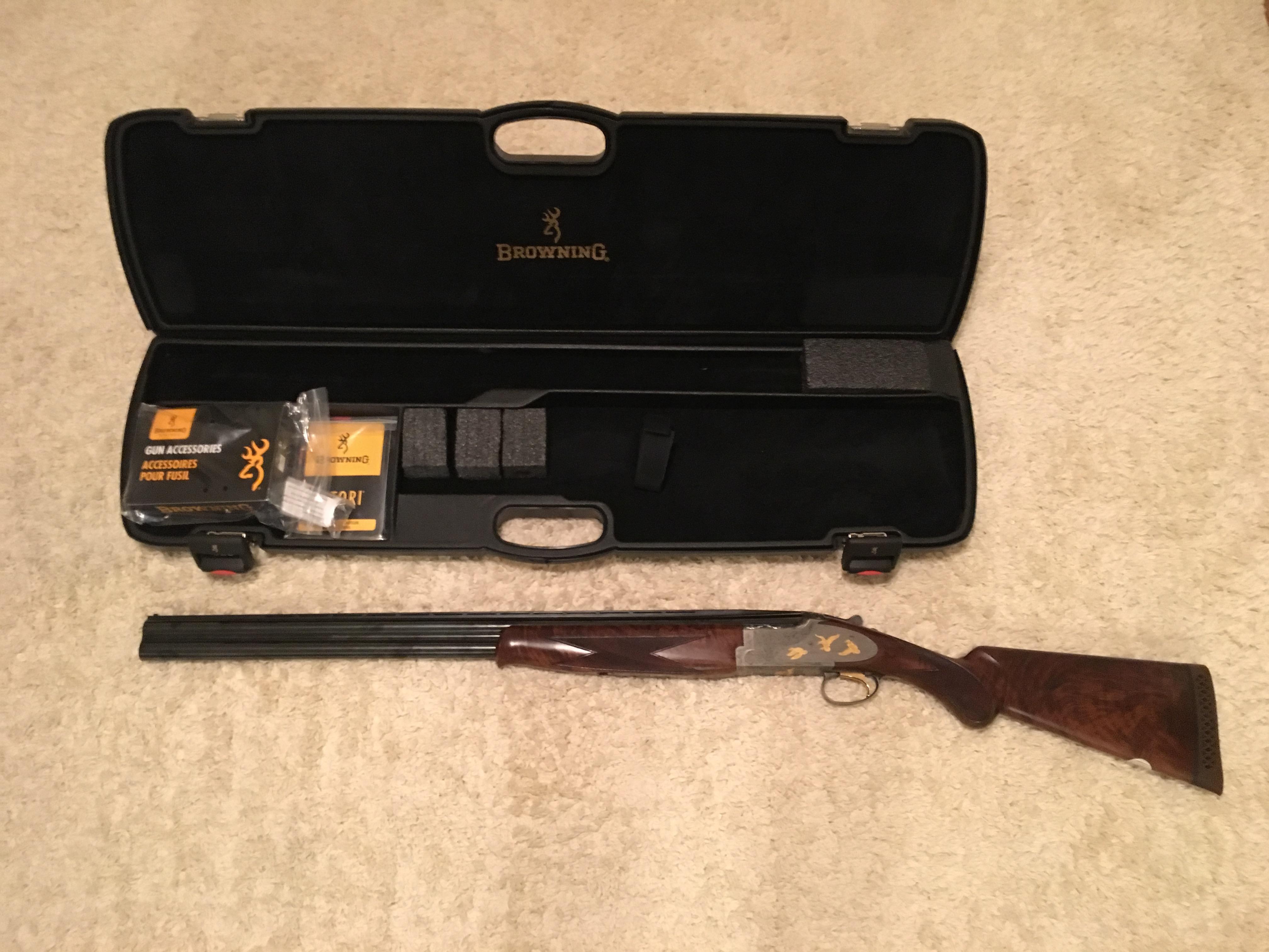 Shotgunworld com • 12 GAUGE BROWNING CITORI HERITAGE WORTH?